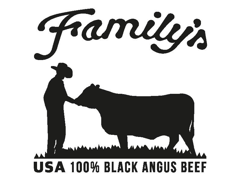 Jan Zandbergen Group - logo Family's USA beef - Jan Zandbergen