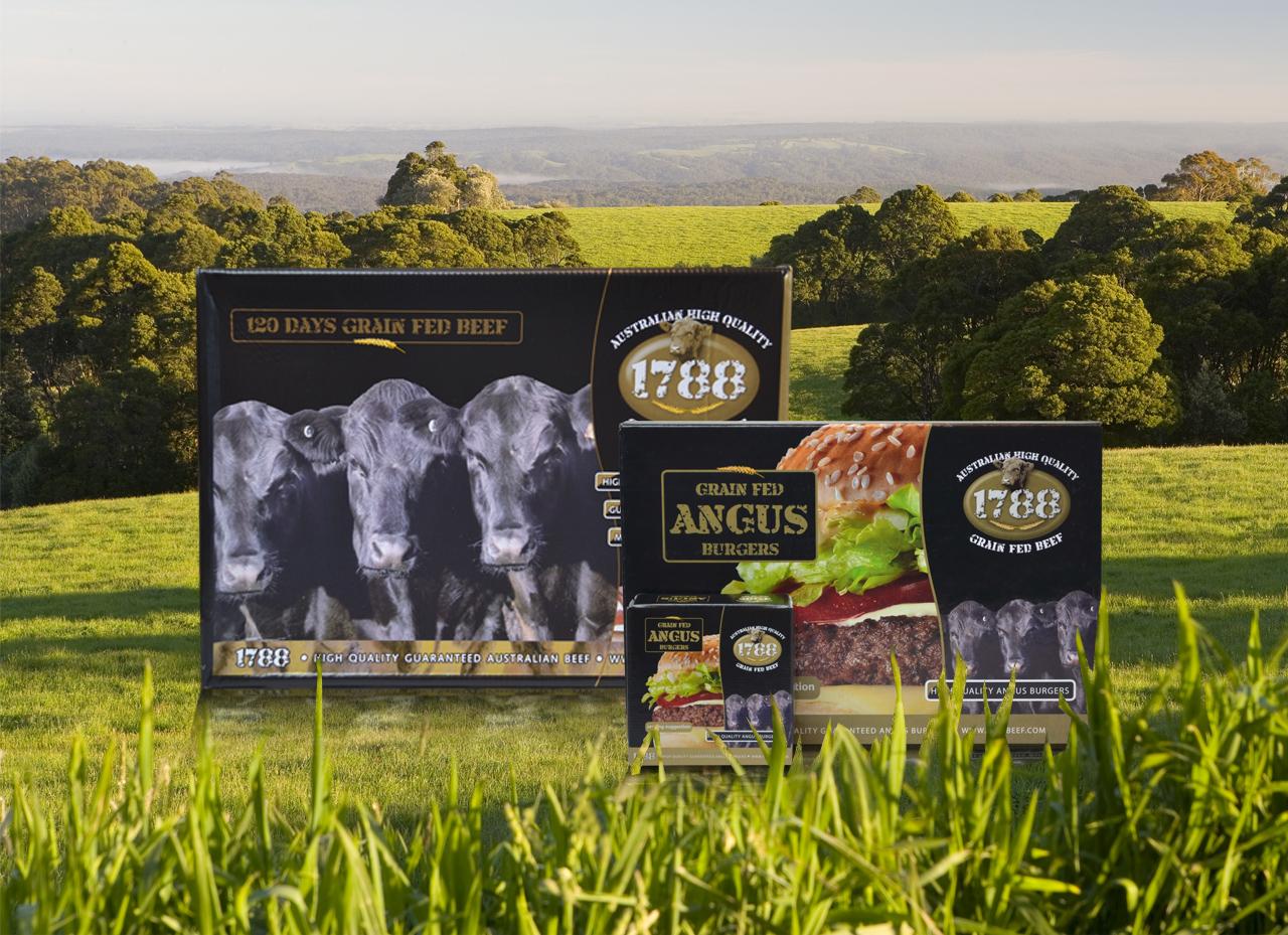 Jan Zandbergen Group - 1788 beef - Australisch rundvlees