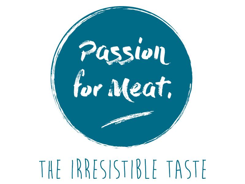 Jan Zandbergen - Logo Passion for Meat