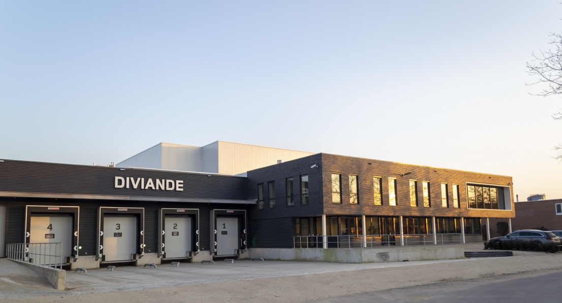 Jan Zandbergen Group - pand Diviande