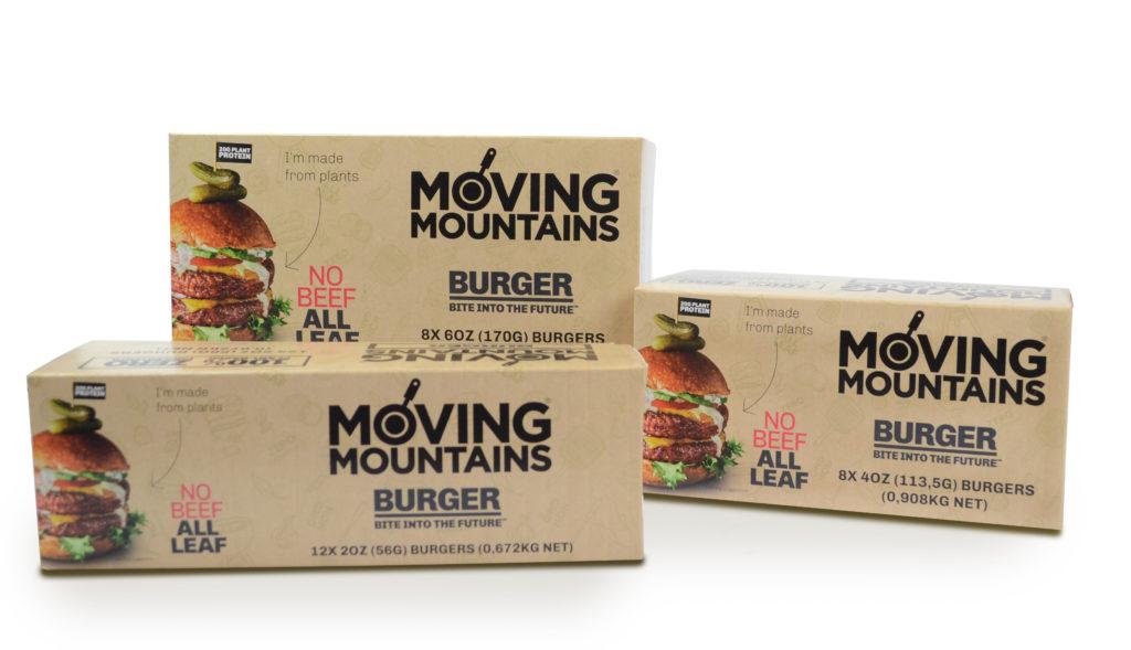 Jan Zandbergen Group - Moving Mountains packaging retail