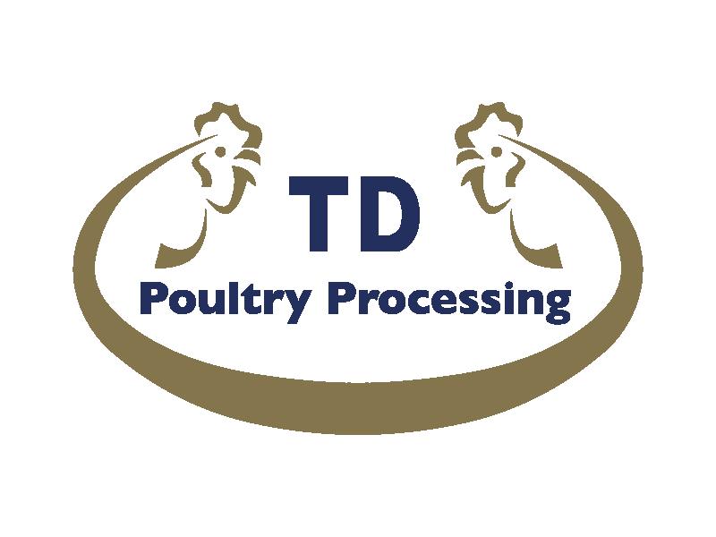 Jan Zandbergen Group - logo TD Poultry Processing - Jan Zandbergen