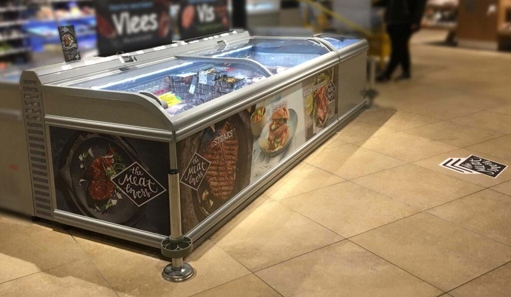 The Meatlovers - diepvries supermarkt