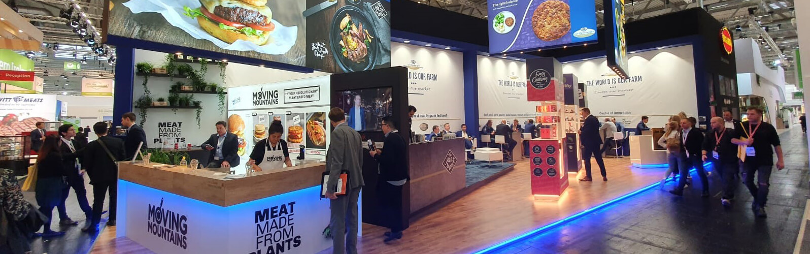 Jan Zandbergen Group - beursstand Anuga 2019