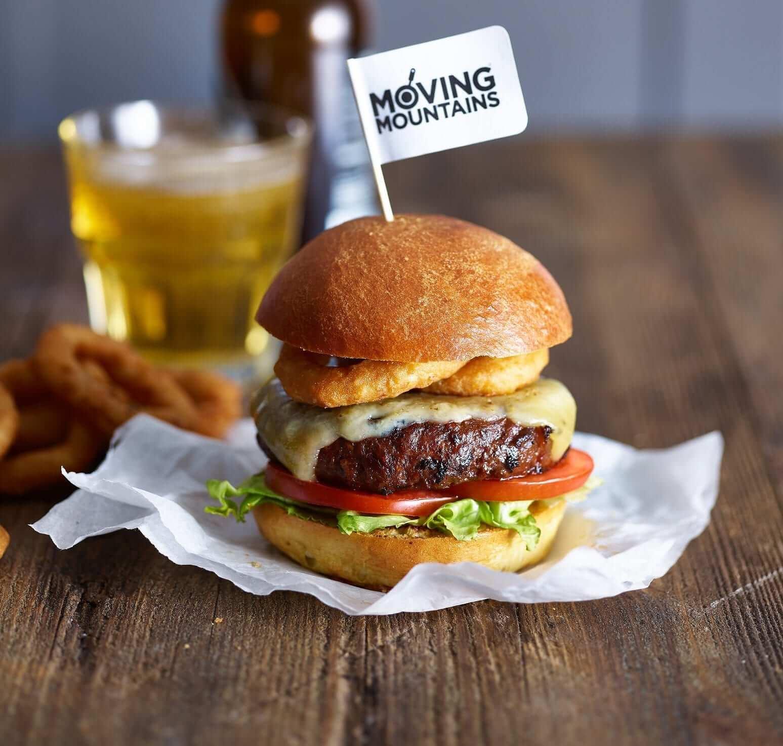 Jan Zandbergen Group - Moving Mountains burger