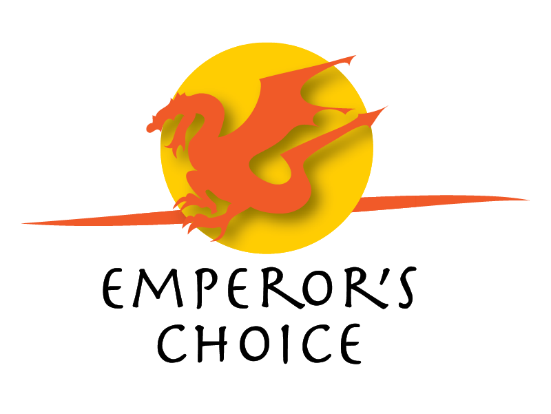Jan Zandbergen Group - logo Emporer's Choice - Jan Zandbergen