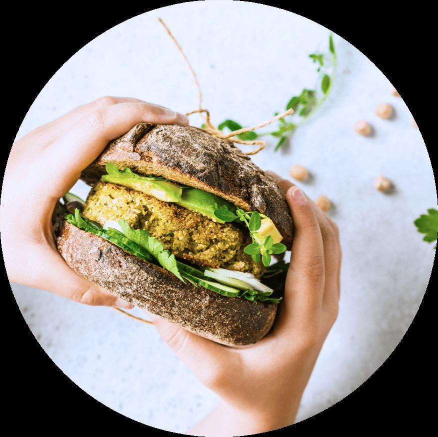 Jan Zandbergen Group - plantaardige burger - Innovatie