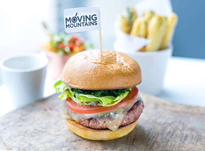 Jan Zandbergen Group - Moving Mountains® burger